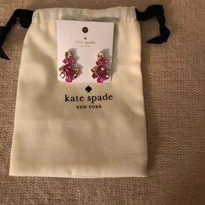 New Kate Spade Statement Earrings